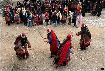 عکسهایی از مراسم عروسی در شهر درگز - ازدواج به سبک درگزی
