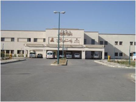 بیمارستان امام خمینی درگز