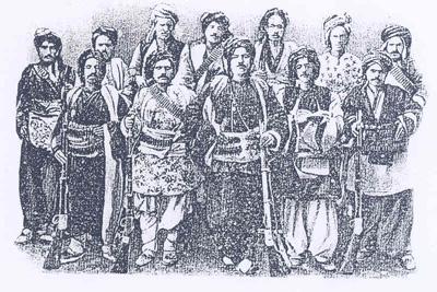 ججو خان سردار درگزی