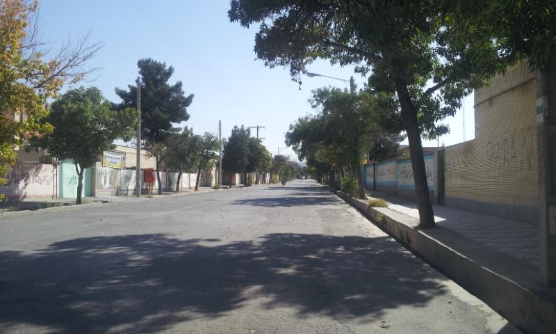 خیابان ... درگز