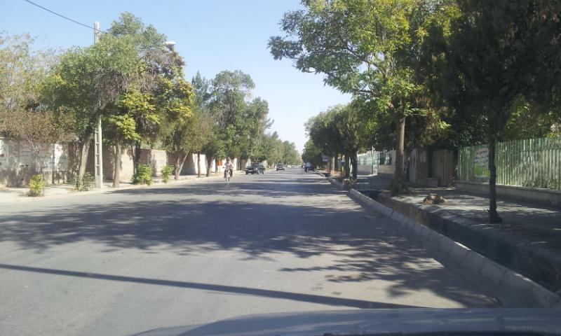 خیابان ......... درگز